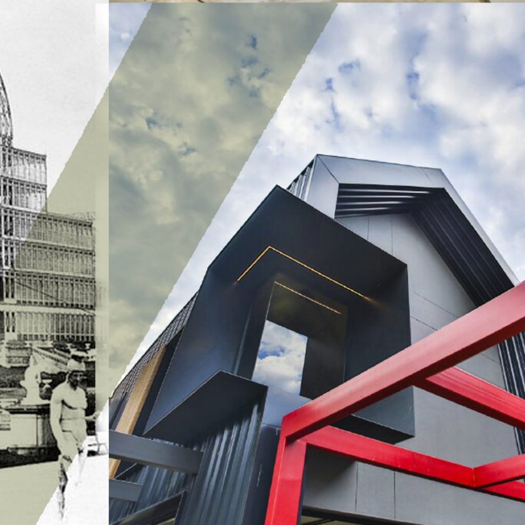 Revival Of The Industrial Revolution In Architecture