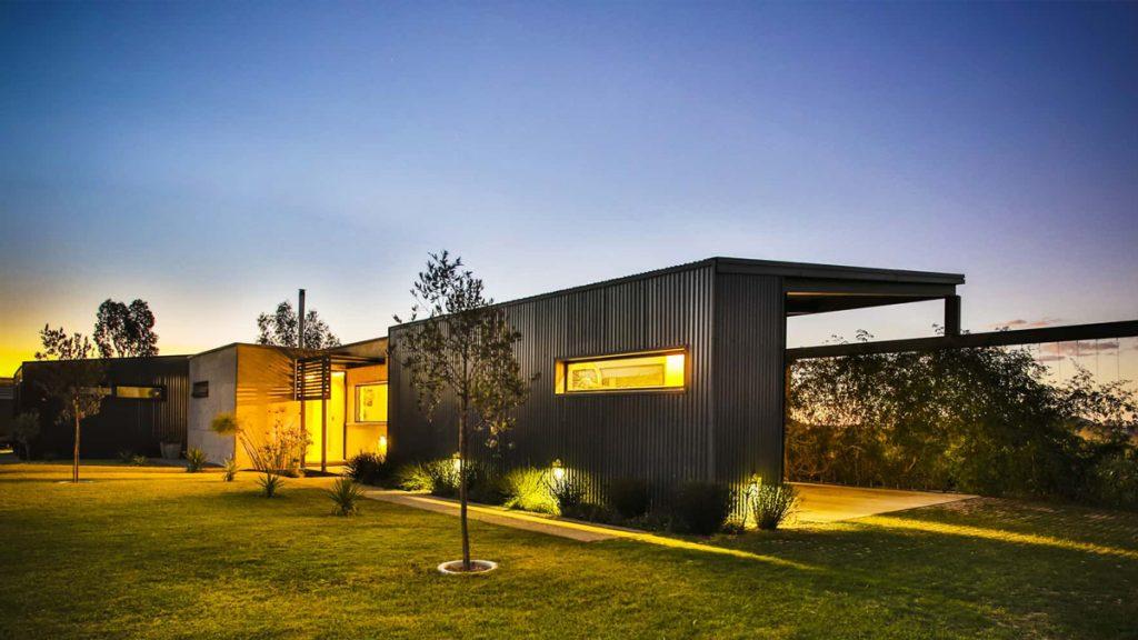 Veld Architects - House on a Plateau
