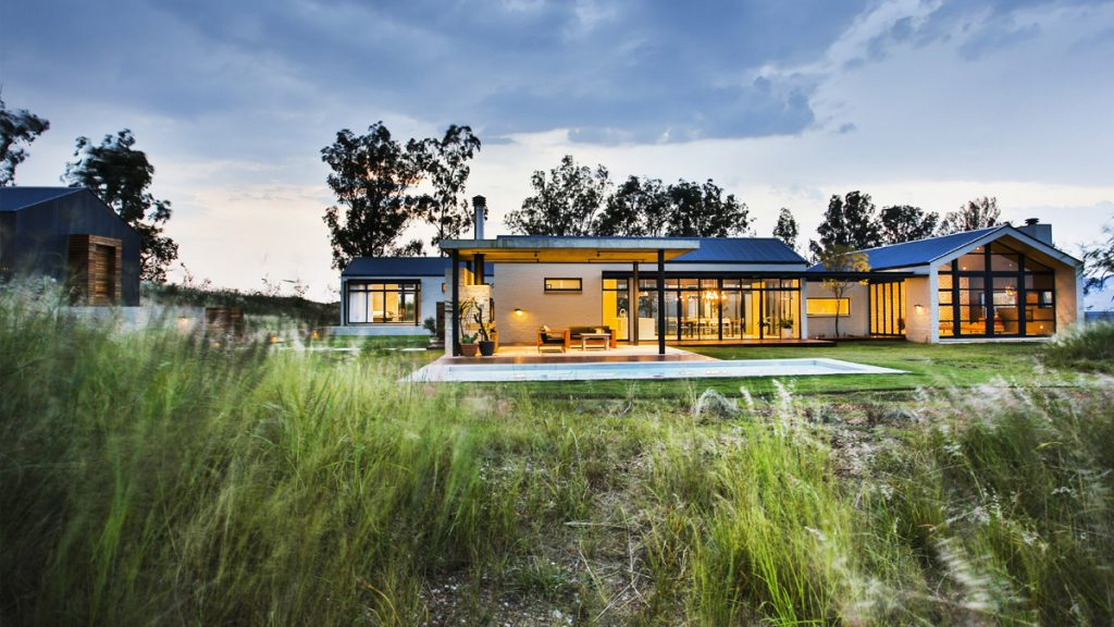 Veld Architects - Simplicity, Light and a Shed