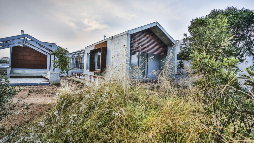 Veld Architects - Deconstruction of a House