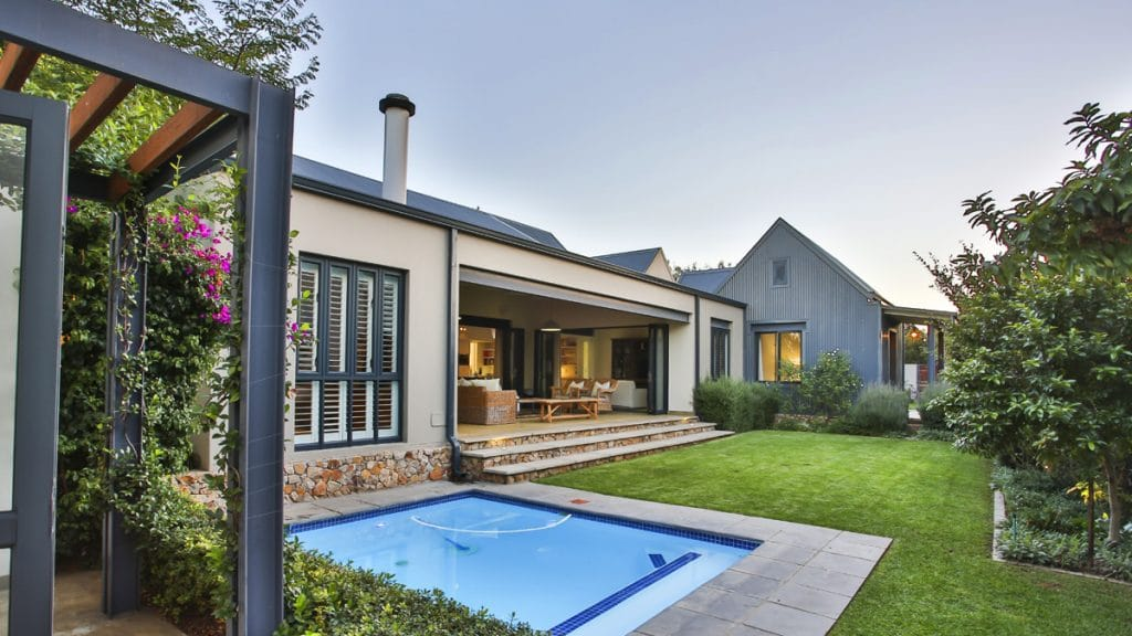 Veld Architects - House in the Valley