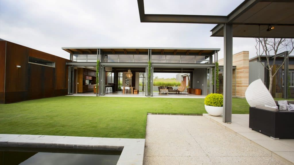 Veld Architects - House with a View